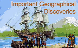 geographical discovery